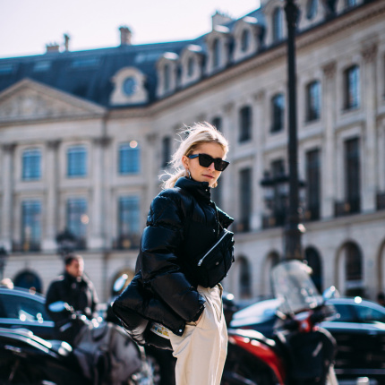 Street fashion: Paris Fashion Week jesień-zima 2018/2019