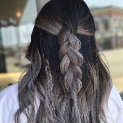 Koloryzacja Ellepl Trendy Jesień Zima 2019 2020 Moda