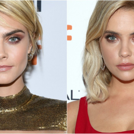 Cara Delevingne i Ashley Benson są parą!