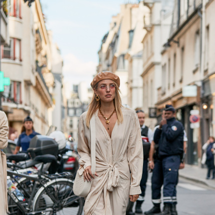 Street fashion: Paris Fashion Week wiosna-lato 2019