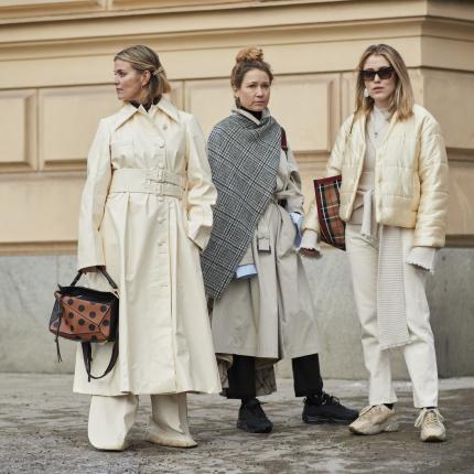 Stylizacje Ellepl Trendy Wiosna Lato 2019 Moda Modne Fryzury