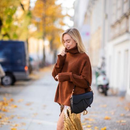 059101a3f39b1e 21.11.2018 - Moda · Modny sweter z golfem [trendy jesień-zima 2018/2019]