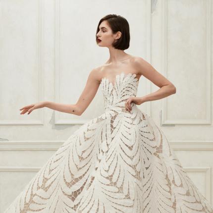 Suknie ślubne Ellepl Trendy Wiosna Lato 2019 Moda Modne