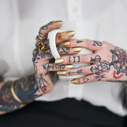 Tatuaże Ellepl Trendy Jesień Zima 2019 2020 Moda