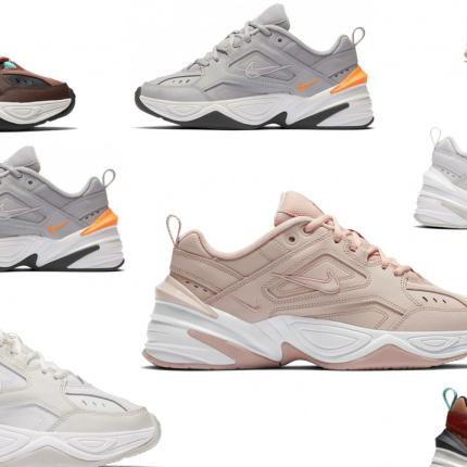 modne buty nike adidas damskie jesien 2019
