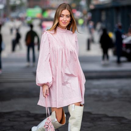 c4fb083045 28.01.2019 - Moda · Najmodniejsze sukienki  trendy wiosna-lato 2019