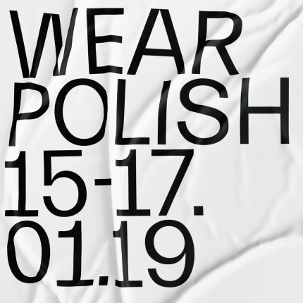 WEAR POLISH - zaangażowana polska moda na Berlin Fashion Week