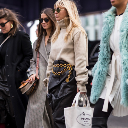 Street fashion: New York Fashion Week jesień-zima 2019/2020