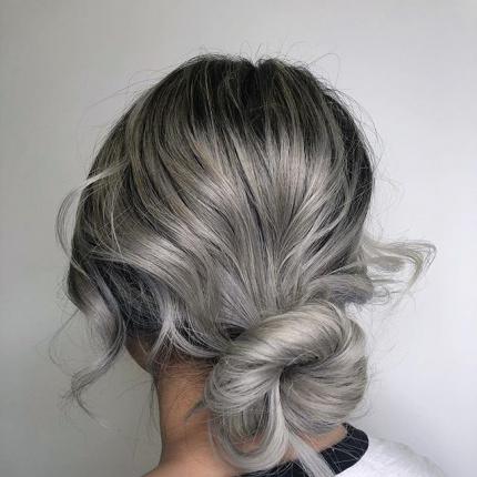 Siwe Włosy Ellepl Trendy Jesień Zima 2019 2020 Moda