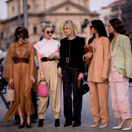 Street fashion: Milan Fashion Week jesień-zima 2019/2020