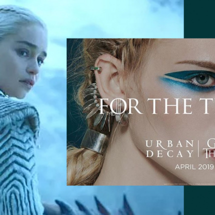 Kosmetyki Urban Decay x Game of Thrones