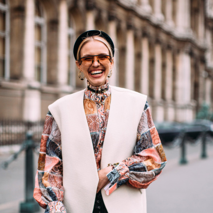 Street fashion: Paris Fashion Week jesień-zima 2019/2020