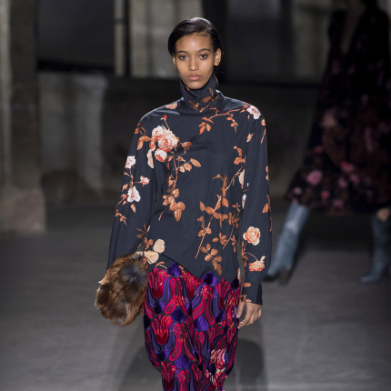 Dries Van Noten jesień-zima 2019/2020