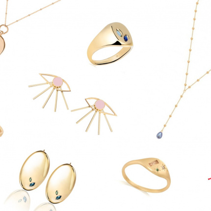 biżuteria - Elle pl - trendy jesień zima 2019 2020: moda