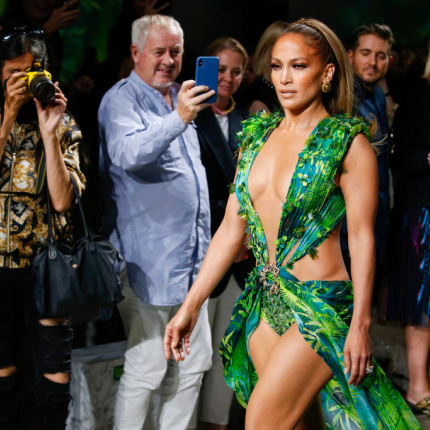 Jennifer Lopez Ellepl Trendy Jesień Zima 2019 2020