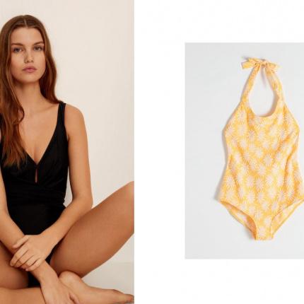 Stroje kąpielowe od Urban Outfitters Elle.pl trendy