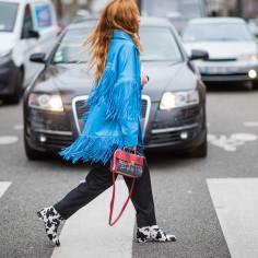 Moda, uroda, trendy z magazynu ELLE - trendy jesień zima