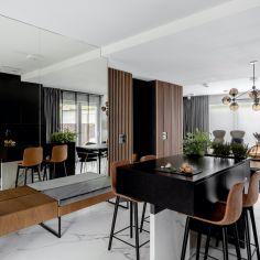 Dom w Zaciszu, Projekt wnętrz i stylizacja: Przemek Maziarz/@modoso_interiors