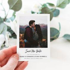 Zawiadomienia ślubne - pomysły na save the date