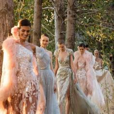 Elie Saab haute couture jesień 2020