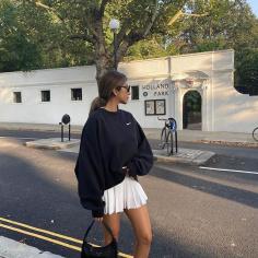 Modne spódnice na jesień na Instagramie