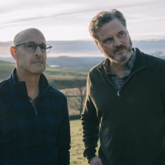 Colin Firth i Stanley Tucci zagrali parę w najbardziej wzruszającym filmie tego roku! O czym jest ten nowy wyciskacz łez?