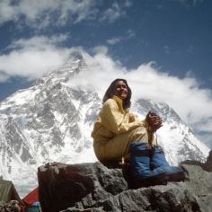 Książki o górach - Wanda Rutkiewicz