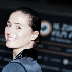 """Agnieszka Grochowska na festiwalu filmowym w Zurichu. Film """"Wanda, mein Wunder"""" otworzył wydarzenie"""