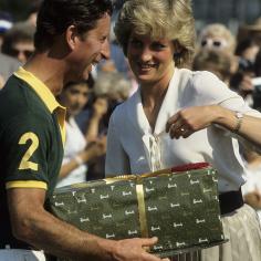 Książę Karol i Księżna Diana, 1987