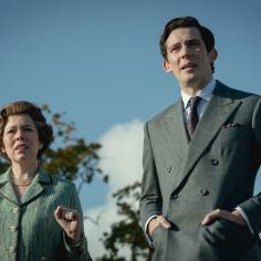 The Crown 4: Netflix ujawnił zdjęcia z najnowszego sezonu serialu!