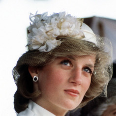 Księżna Diana, 1983 rok.