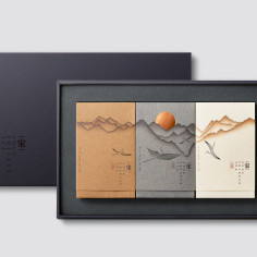 The Mountain Tea Song, projekt opakowania: Lin Shaobin Design, Shantou, China