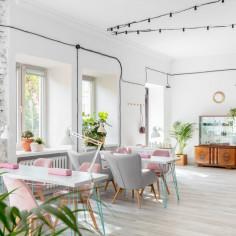 Salon Wisła, projekt wnętrza: FUGA Architektura Wnętrz