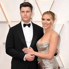 Scarlett Johansson wzięła ślub! Aktorka wyszła za mąż za Colina Josta