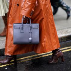 torebki typu shopper: street fashion