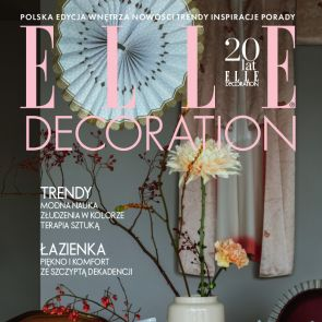 Nowy numer ELLE Decoration