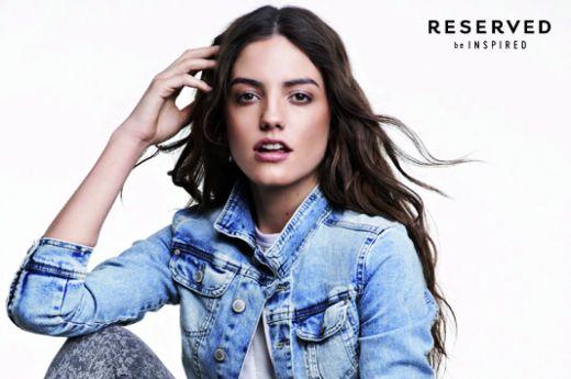 Nowa kolekcja Reserved jeans na sezon wiosna lato 2013