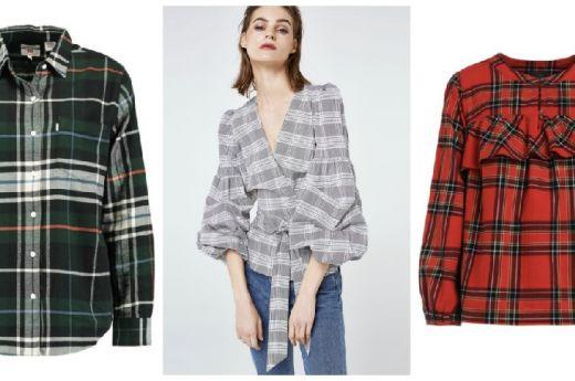 Czy koszule w kratkę są modne? TOP 16 najmodniejszych modeli