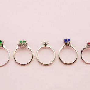 Razem podjęlibyście decyzję o ślubie, a później sama wybrałabyś sobie pierścionek zaręczynowy