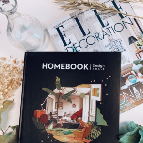 Roczna prenumerata ELLE Decoration z Albumem Homebook vol. 5