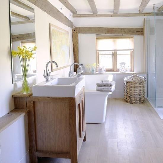 Inspiracje Stylowe łazienki Elle Decoration Trendy
