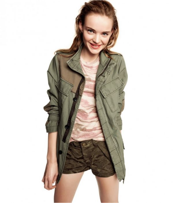 Lookbook H&M Divided wiosna 2013