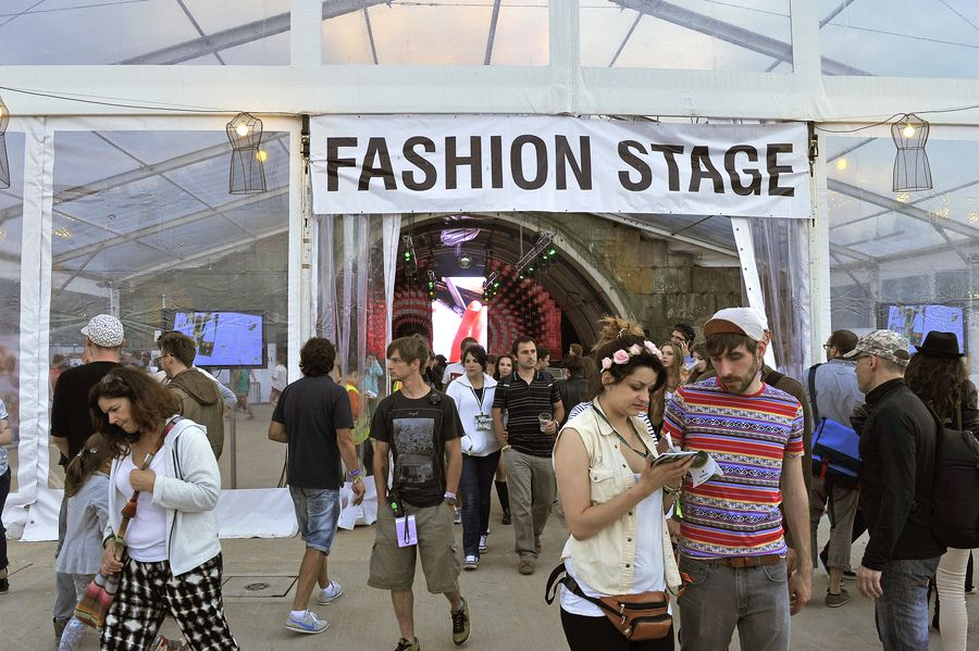 Moda na Open'erze, czyli Fashion Stage i inni