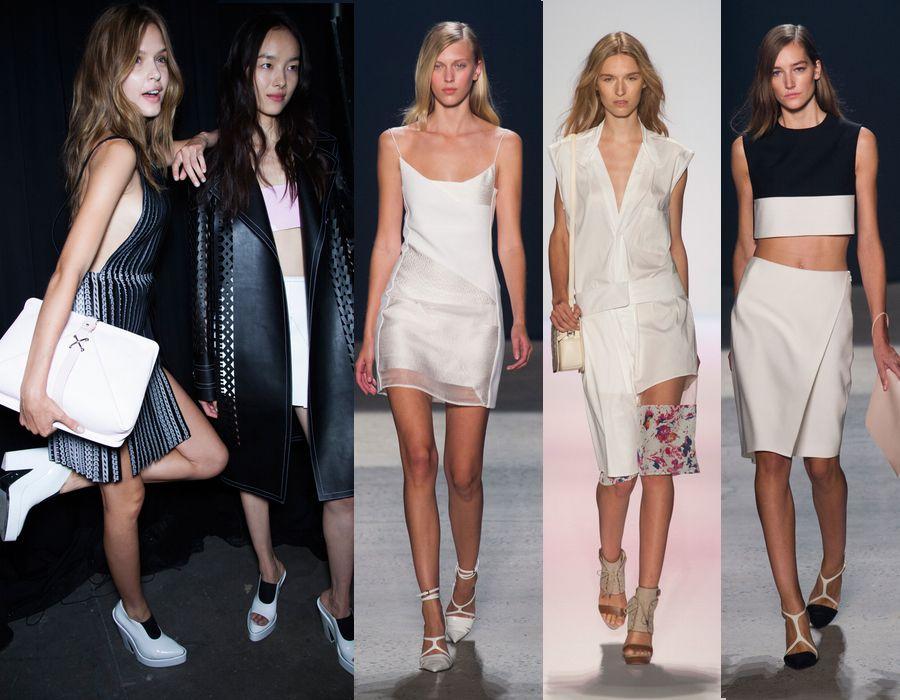 567f22bfa9 Trendy wiosna-lato 2014  7 kluczowych tendencji z Nowego Jorku ...