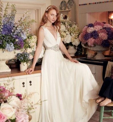 288db74103 Suknie ślubne 2014  Jenny Packham (lookbook + kampania) - Elle ...