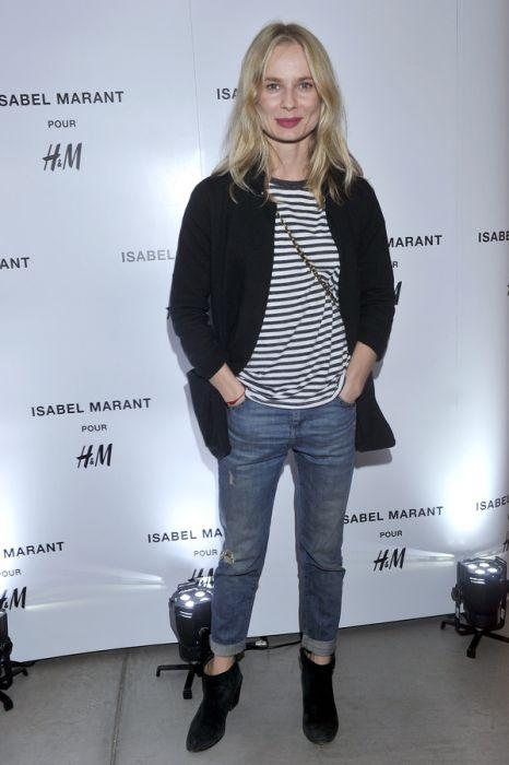 90e820130b103 Gwiazdy na premierze kolekcji Isabel Marant dla H&M - Elle.pl ...