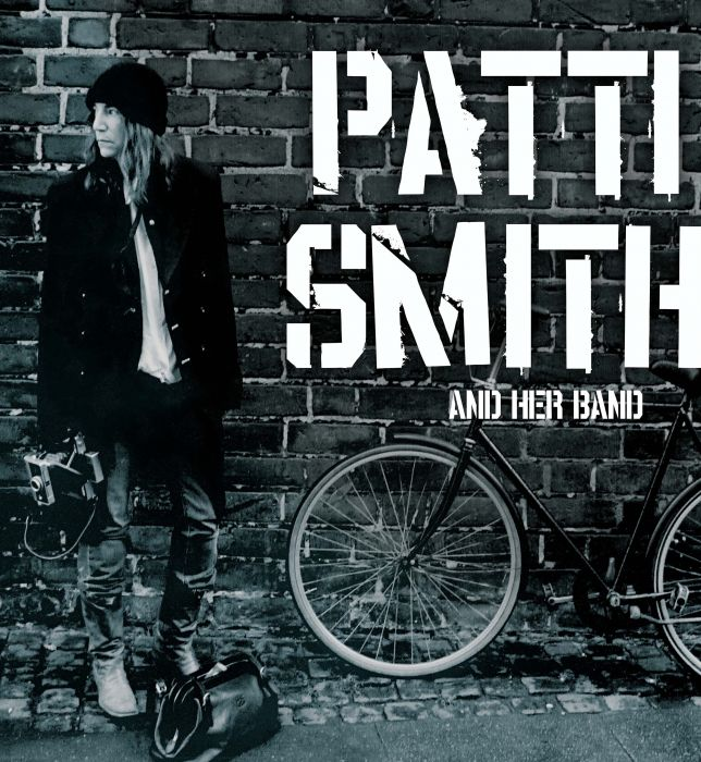 Patti Smith, fot. mat. prasowe