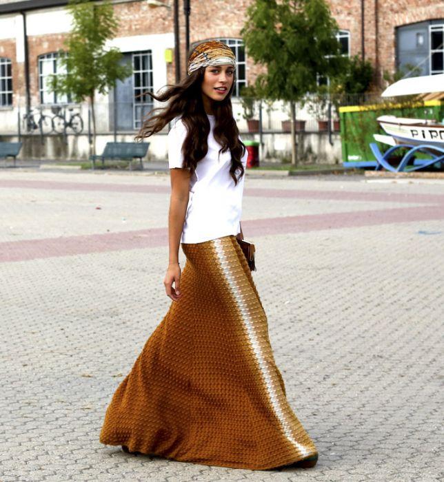 f97a4ff1 Długie spódnice - Elle.pl - trendy wiosna lato 2019: moda, modne ...