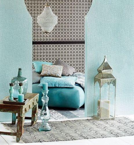 Orient W Sypialni Elle Decoration Trendy Jesień Zima
