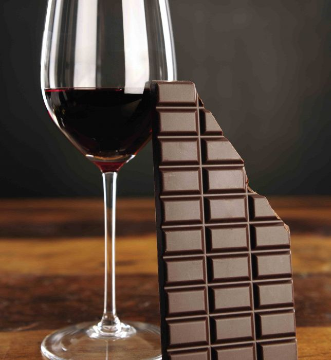 Czerwone Wino I Czekolada Wcale Nie Są Zdrowe Najnowsze Badania